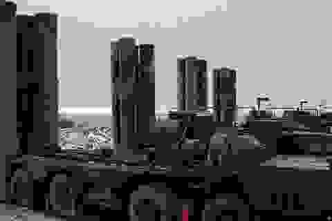 Thổ Nhĩ Kỳ đáp trả tối hậu thư của Mỹ về thương vụ S-400