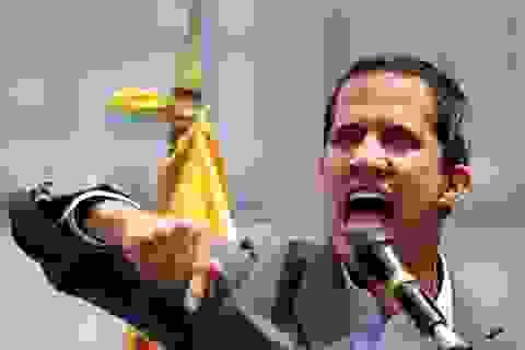 """""""Tổng thống tự phong"""" Venezuela chuẩn bị sẵn khả năng bị bắt"""