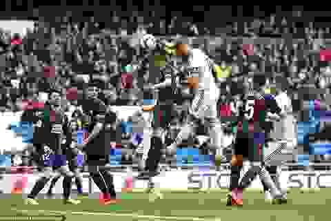 Benzema giúp Real Madrid thắng trận thứ ba thời HLV Zidane