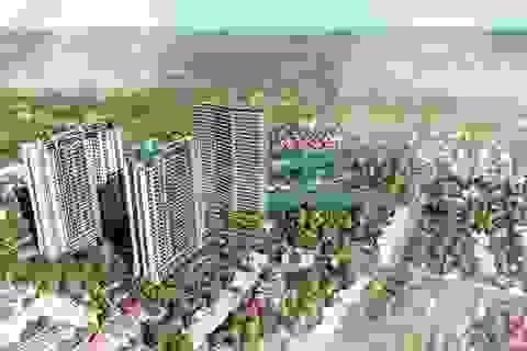 Apec Aqua Park xây dựng vượt tiến độ, khẳng định chất lượng của dự án tiên phong