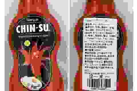 18 nghìn chai tương ớt Chinsu bị thu hồi, Bộ Y tế vào cuộc kiểm tra