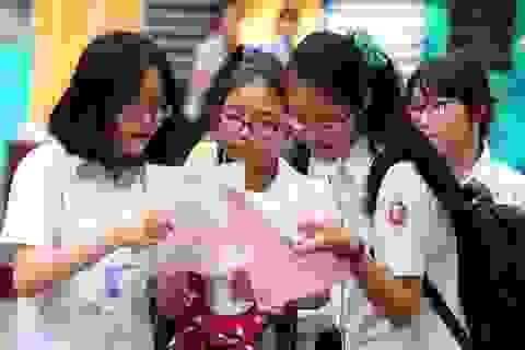 Tuyển sinh lớp 10 THPT ở Hà Nội: Cân nhắc nguyện vọng để cầm chắc suất đỗ