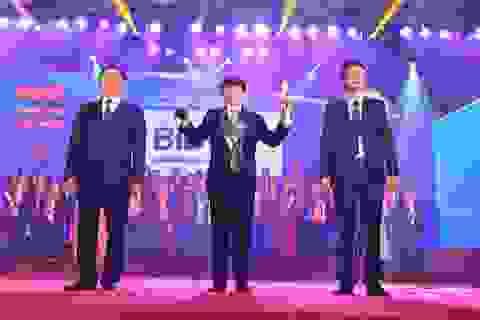 BIDV – Top 10 Doanh nghiệp Thương hiệu mạnh Việt Nam 2018