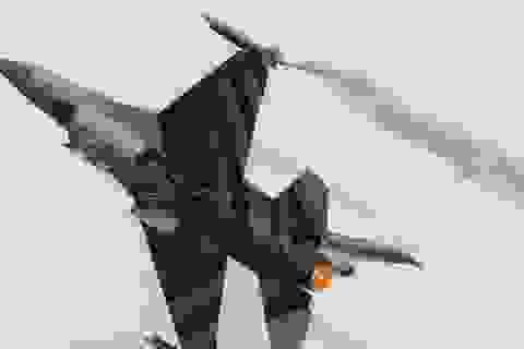 Hy hữu máy bay chiến đấu Hà Lan tự bắn vào mình