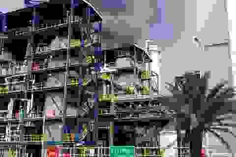 Nổ lớn tại nhà máy hóa chất của Formosa ở Đài Loan, hơn 1 vạn người phải sơ tán