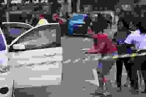Binh sĩ Brazil bắn nhầm 80 phát đạn vào xe chở gia đình