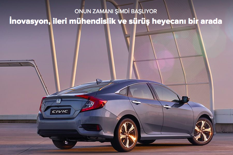 Honda sẽ dừng sản xuất ô tô tại Thổ Nhĩ Kỳ