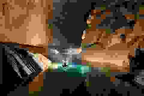 Công bố những phát hiện mới nhất về sông ngầm kỳ bí dưới hang Sơn Đoòng