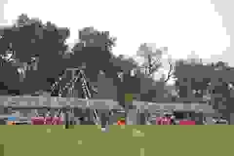 Di dời các mặt hàng phản cảm tại Festival văn hóa ở Hoàng thành Thăng Long