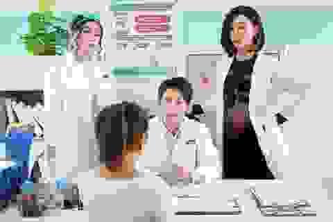 Y tá BB Trần và Hải Triều khuấy động phòng khám trong phim hài mới