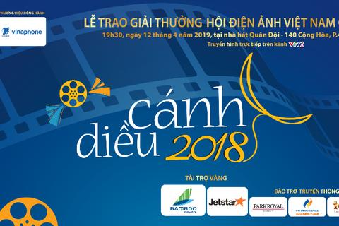 Lễ trao giải thưởng hội Điện ảnh Việt Nam – Cánh diều 2018 được tổ chức tại TP.HCM