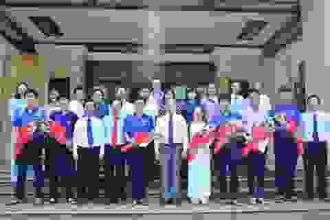 Thừa Thiên Huế tuyên dương học sinh tham gia đội dự tuyển Olympic Quốc tế