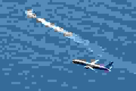 Thách thức tìm kiếm máy bay F-35A Nhật dưới đáy biển