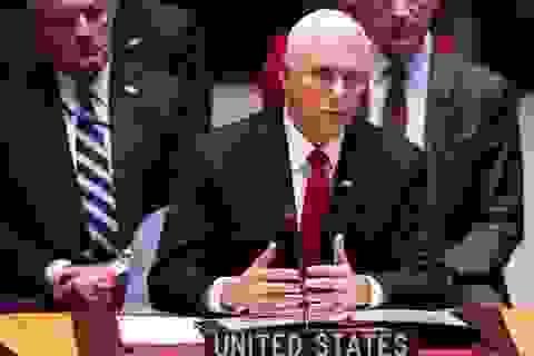 """Nga lên tiếng chuyện Phó Tổng thống Mỹ """"đuổi khéo"""" đại sứ Venezuela tại LHQ"""