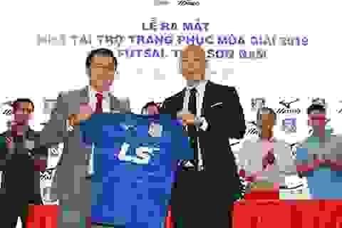 Thái Sơn Nam bất ngờ đặt mục tiêu vô địch giải futsal các CLB châu Á 2019