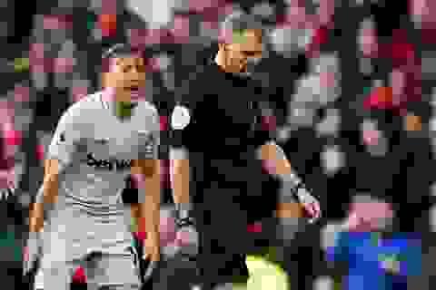 Nhìn lại trận thắng may mắn của Man Utd trước West Ham
