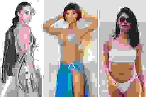 Tiểu Vy diện trang phục hở bạo, Á hậu Thuỳ Dung khoe ảnh bikini