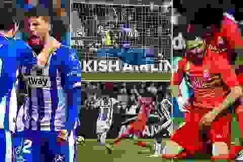 Hòa thất vọng Leganes, Real Madrid xa dần giấc mơ vô địch La Liga