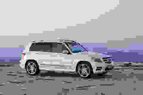 Mercedes-Benz GLK vào tầm ngắm của các nhà điều tra Đức