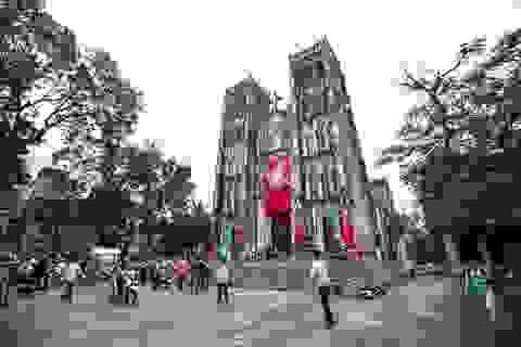 Độc đáo kiến trúc Nhà thờ lớn Hà Nội