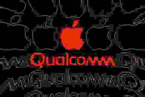 """Apple bất ngờ """"nhân nhượng"""" Qualcomm để không thua kém trong cuộc đua 5G"""