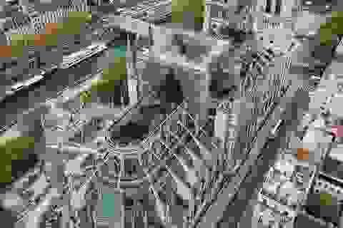 Pháp kêu gọi các kiến trúc sư toàn cầu thiết kế lại tháp Nhà thờ Đức bà Paris