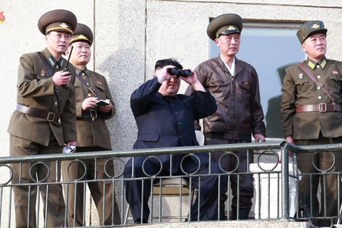 """Tình báo Mỹ nỗ lực """"giải mã"""" vũ khí chiến thuật Triều Tiên vừa thử nghiệm"""