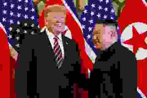 Lời chúc mừng Tổng thống Trump gửi Triều Tiên giữa lúc đàm phán bế tắc