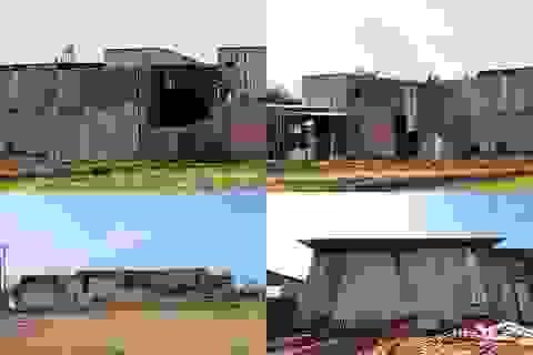 """Hàng trăm ha đất cấm bị """"xẻ thịt"""" tại TP.HCM: Nhà không phép ồ ạt mọc thế nào?"""