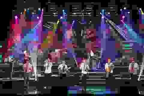 Yellow Star giành giải Xuất sắc dành cho ban nhạc có phong cách biểu diễn ấn tượng