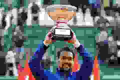 Cắt đứt sự thống trị của Nadal, Fognini vô địch Monte Carlo