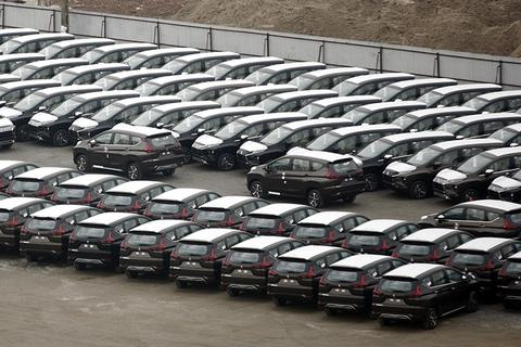 Thấy gì từ hơn 7.100 xe ôtô nhập khẩu vào Việt Nam trong nửa đầu tháng 4/2019?