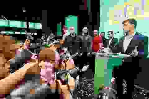 Ông Zelenskiy thề chấm dứt xung đột ở miền đông Ukraine