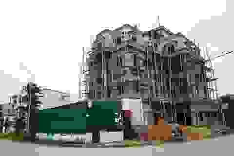 Nghệ An: Thanh tra dự án bất động sản nợ gần 250 tỉ đồng tiền thuế