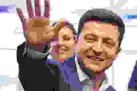 Nga hy vọng cải thiện quan hệ với Ukraine khi diễn viên hài thắng cử tổng thống