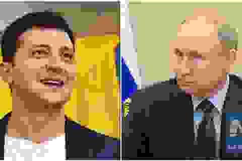 """Tổng thống đắc cử Ukraine được cảnh báo tránh """"mặt đối mặt"""" với ông Putin"""