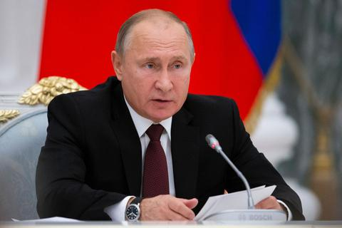 """Tổng thống Putin muốn """"hồi sinh"""" đàm phán 6 bên về hạt nhân Triều Tiên"""