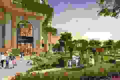 """KTS Aldo: """"Rome by Diamond Lotus sẽ là biểu tượng kiến trúc mới cho Sài Gòn"""""""