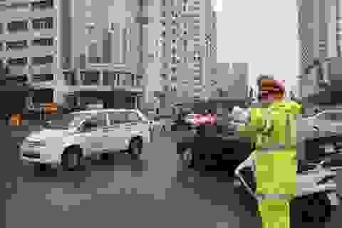 Hà Nội phân luồng giao thông phục vụ Quốc tang nguyên Chủ tịch nước Lê Đức Anh