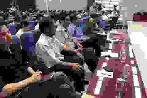 Đà Nẵng không sử dụng chai nhựa trong các cuộc họp