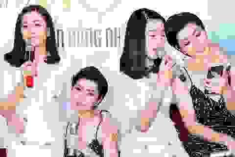 """Lệ Quyên tiết lộ tình bạn """"hơn cả tình yêu"""" với Nguyễn Hồng Nhung"""