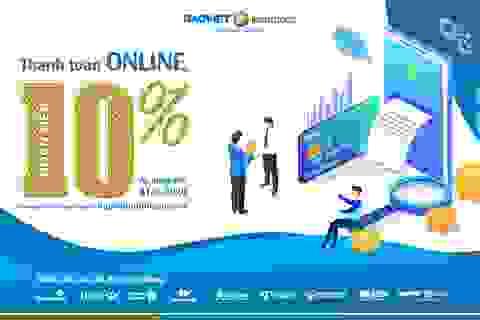 """""""Thanh toán Online, nhận ngay ưu đãi"""" – Bảo hiểm Bảo Việt triển khai quyền lợi ưu đãi dành riêng cho chủ thẻ ngân hàng"""