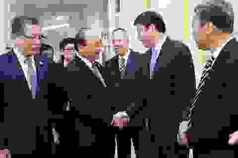 Tiếp doanh nghiệp Trung Quốc, Thủ tướng nói sẽ tổ chức đấu thầu quốc tế các dự án BOT, BT