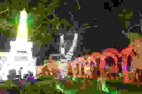 Hấp dẫn với lễ hội ánh sáng lần đầu tiên tại thành phố biển Sầm Sơn