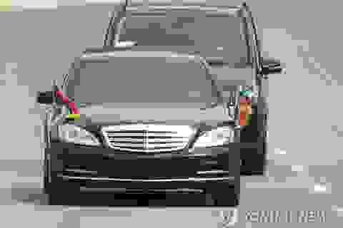 Hãng xe Đức bất ngờ với sự xuất hiện siêu xe của ông Kim Jong-un ở Nga