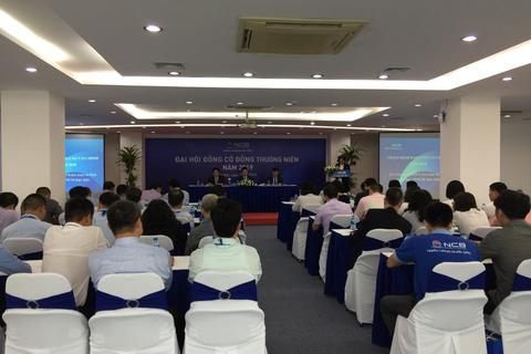 NCB tổ chức thành công đại hội đồng cổ đông thường niên 2019