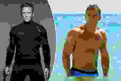 Daniel Craig muốn từ giã James Bond trong hào quang