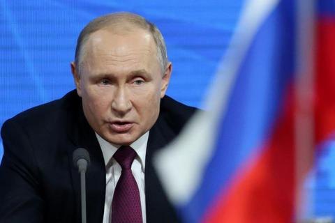 Ông Putin: Nga có thể đơn giản hóa cấp hộ chiếu cho toàn bộ công dân Ukraine