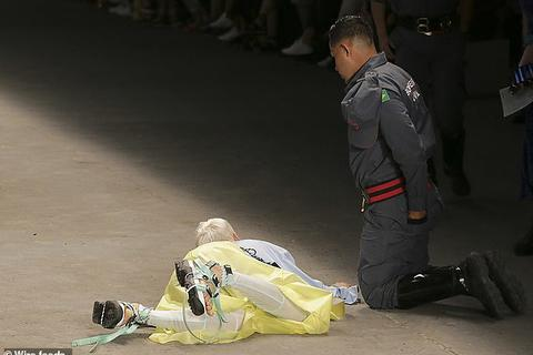 Người mẫu đột tử trên sàn diễn ở tuổi 26 nghi do mắc bệnh bẩm sinh