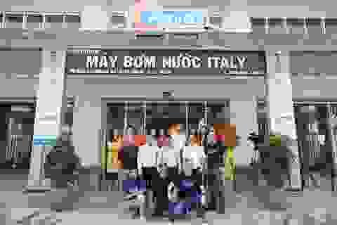 Pentax SPA Italy - Máy bơm nước phục vụ trong mọi lĩnh vực đời sống